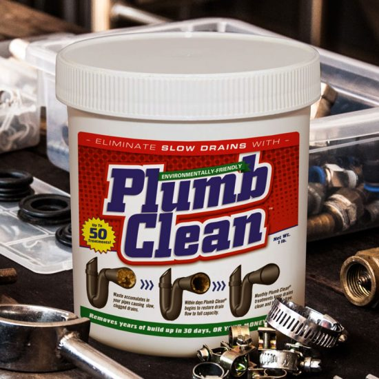 Plumb Clean Label